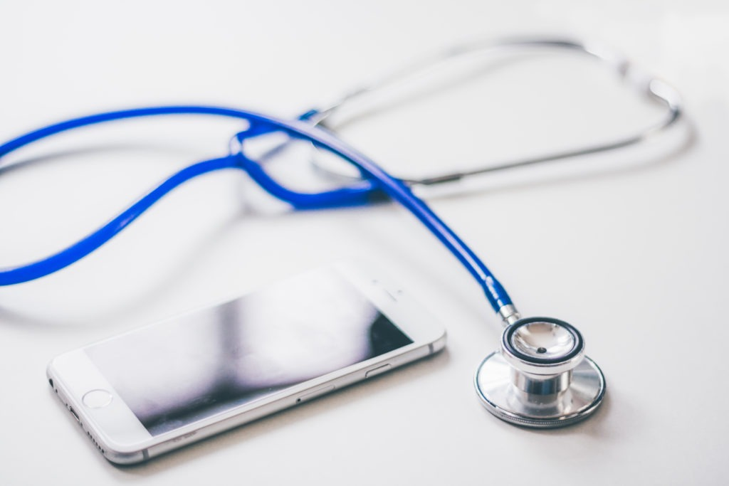 mobile device in healthcare