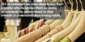 Retail Technology customer focus
