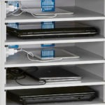 Individual storage compartments