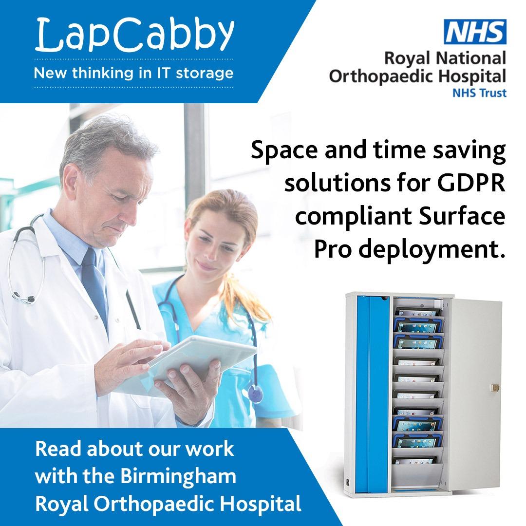 Working With the Birmingham Royal Orthopaedic Hospital