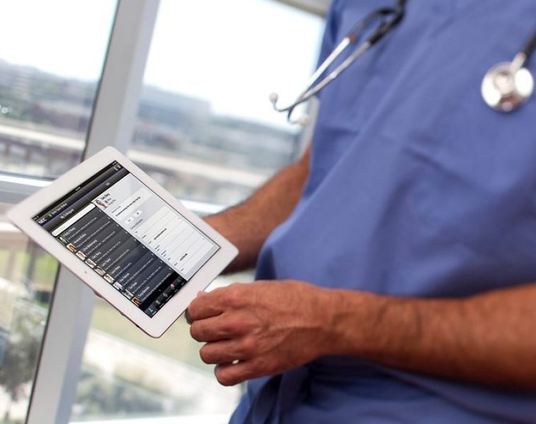 Doc & iPad